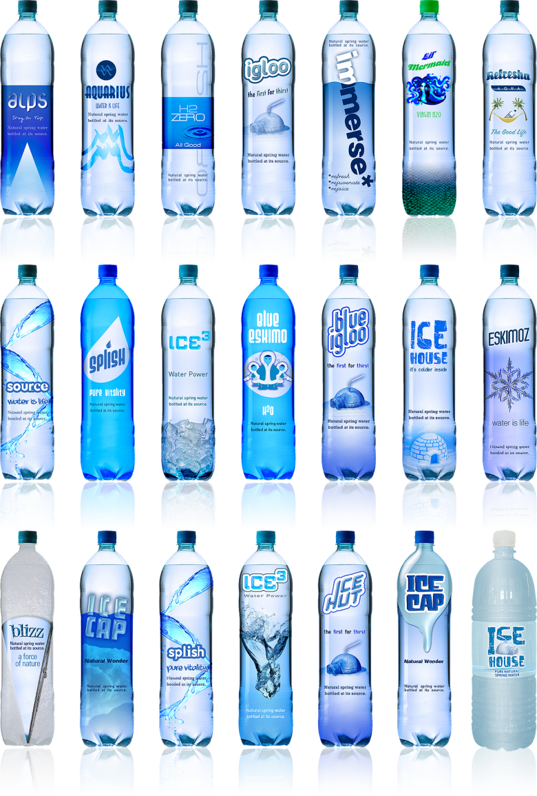 Icehouse Water Image