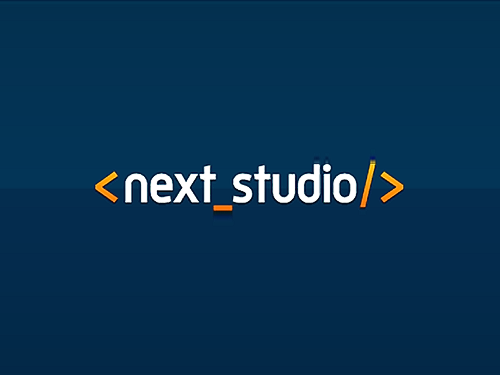 Next Studio Logo