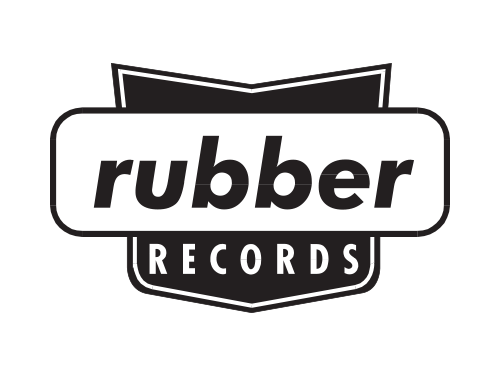 Rubber Records Logo