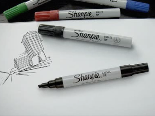Papermate Sharpies TVC