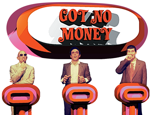 Burst – Got No Money
