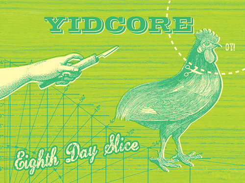Yidcore – Eighth Day Slice