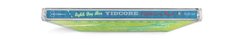 Yidcore – Eighth Day Slice Image