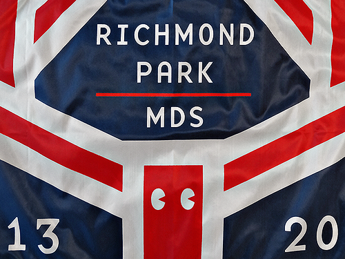 Richmond Park MDS Flag