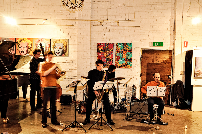 Australian Jewish Music Ensemble – Pazit Launch Image