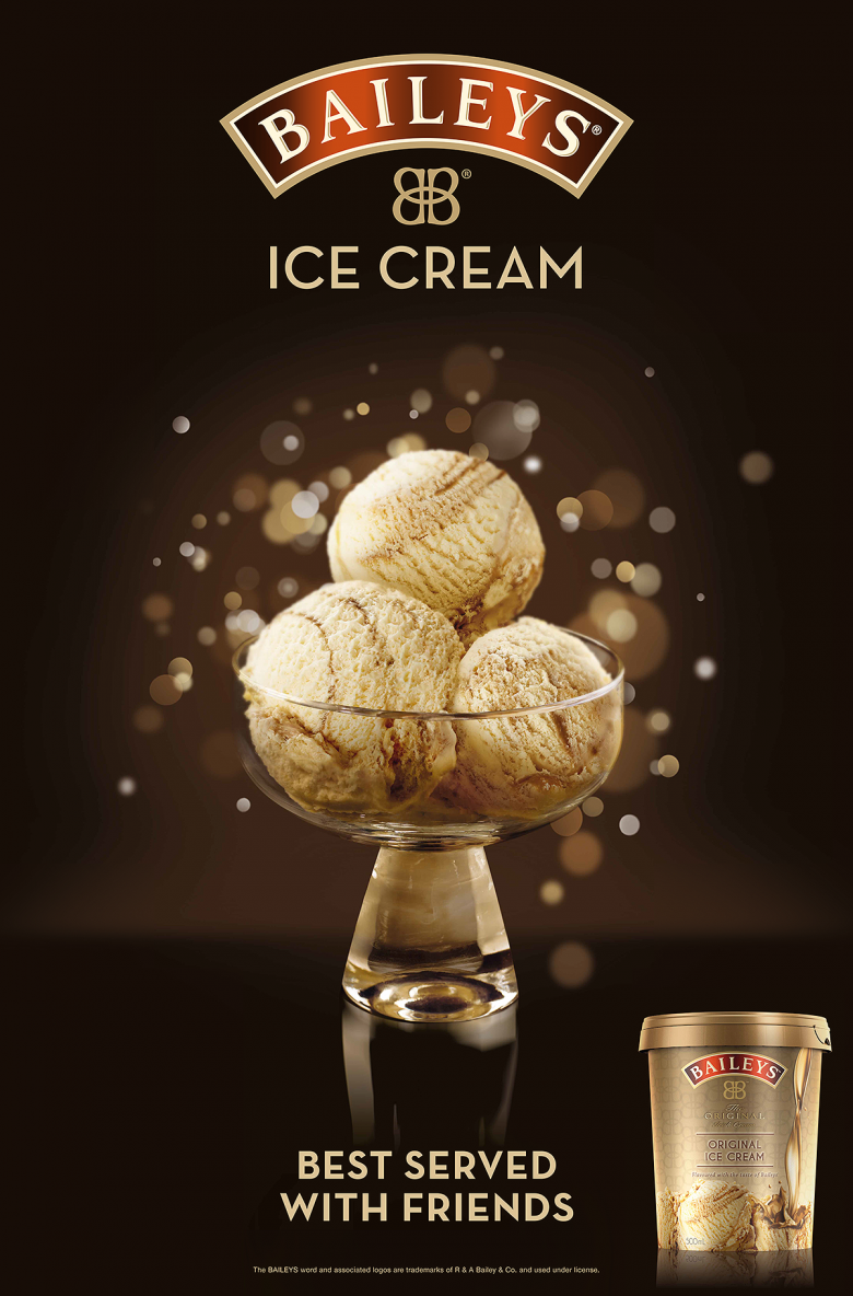 Baileys Ice Cream Image