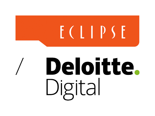 Eclipse Deloitte Digital Logo