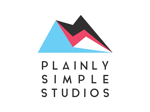 Plainly Simple Studios Logo