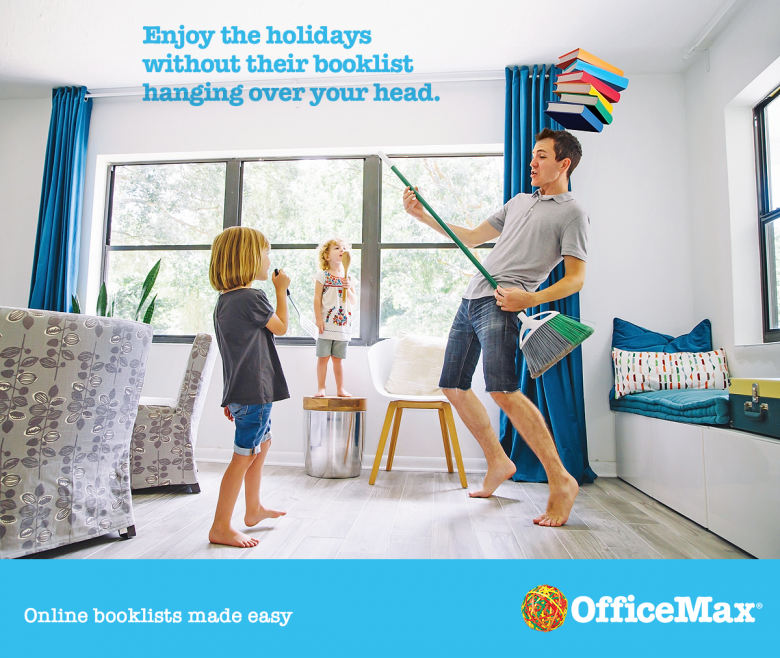 OfficeMax – Booklist Image