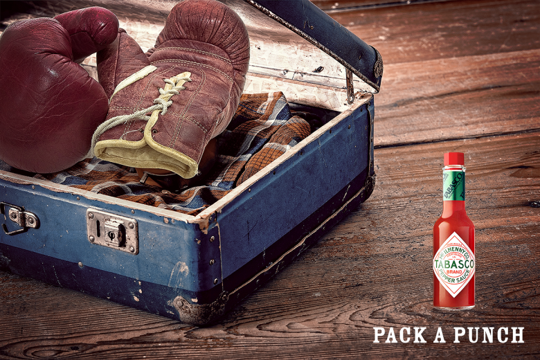 Tabasco – Pack A Punch Image