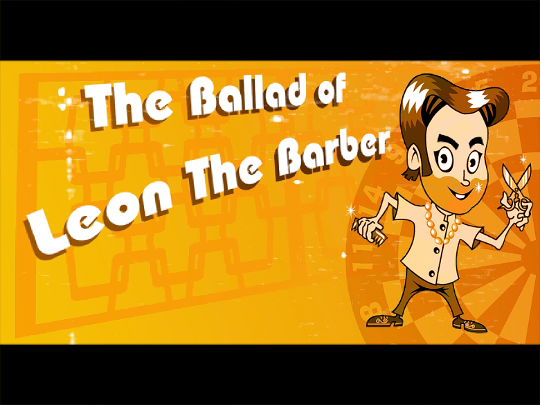 The Ballad Of Leon The Barber Image
